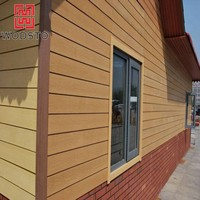 House fiber cement boards exterior wall panels