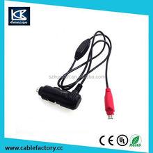 KUNCAN OEM perfect 9v 2a car charger
