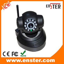 Mini robot cámaras de vigilancia de la red, un Megapíxeles cámaras de vigilancia de seguridad IP,Wireless Network Monitor