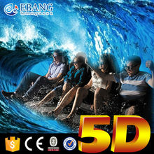 high quality dynamic 3d cinema system,4d cinema system,,5d cinema systems for amusement park