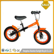 2015 The Newest CE Passed Different Colors Balance Bike For Kids children Used bike