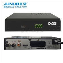 2015 Hot Decodificador TDT receiver France decoder dvb t2 mpeg4 usb tv box