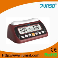 Multi-functional New digital Chess Clock JS-223A with 58 rules & USB from JUNSD