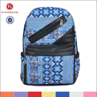 China Wolesale Bags Trendy Laptop Bag Backpack For School