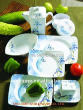 Melamine plastic plates bowls trays cups tableware dinnerware dishware