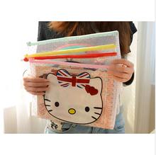 Adorable Plastic Zip Storage Bag, PVC