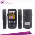 2.4 polegadas menor telefone com bluetooth, grandes números de telefone móvel, walkie talkie com bluethootn fone de ouvido