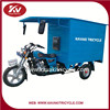 2015 new chinese three wheels cargo tricycle for cargo