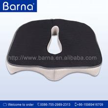 2015 HOT sale Fashion Memory Foam seat cushion Back Ache Pain Office Chair Orthopedic Seat SolutionCushion high quality