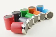 Custom Made Salt And Pepper Shakers/Colorful Appearance Custom Made Salt And Pepper Shakers