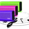 Aluminum waterproof wireless bluetooth speaker from Shenzhen speaker manufacturer