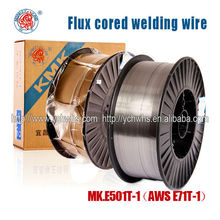 industrial consumables items welding wire AWS E71T-1