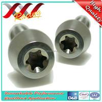 [Taiwan] NO-3 M10*P1.25*30L good quality fastener taiwan suppliers titanium torx screw