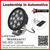 NSSC E-mark Approved Lifetime Warranty 60w CREE LED work Light