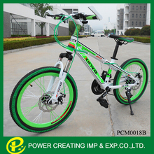 High carbon steel hard frame mountain bicycle