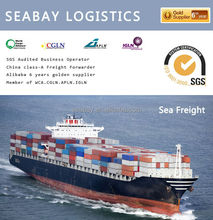Professional international from china shipping container to long beach