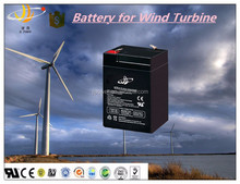 sealed lead acid battery 6v 4.5ah Gel deep cycle battery rechargeable battery 6v 4.5ah with high quality