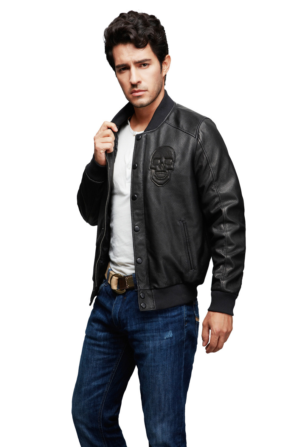 Find great deals on eBay for cheap mens leather jackets. Shop with confidence. Skip to main content. eBay: Mens cheap fleece-lined jackets pu leather casual coat warm slim parka outwear. Brand New. $ From China. Mens Fitted Bomber Leather Jacket Clearance Reduced Cheap NEW Black. Brand New. $ From United Kingdom.
