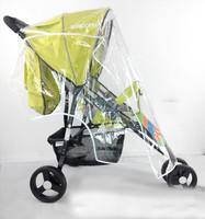 PVC rain cover of Baby cart