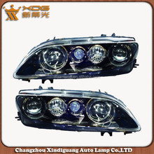 Auto daytime runnning light mazda 6 led headlight , mazda6 03 -05 head lamps