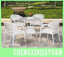 outdoor restaurant chairs illuminated garden furniture outdoor rattan chair
