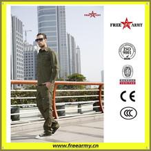 Free Army brand bulk wholesale woodland shirts