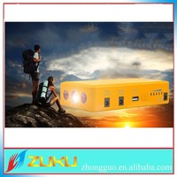 china factory low price motor vehicle firing lash-up batteries with mobile charge