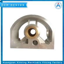 OEM Solid Work Durable T6 Heat Treatment Aluminium Casting Moulds