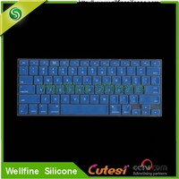 Silicone computer keyboard case,dirt-proof rubber keyboard cover