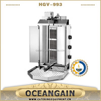HGV-993 cheap price doner kebab grill machine for Chicken