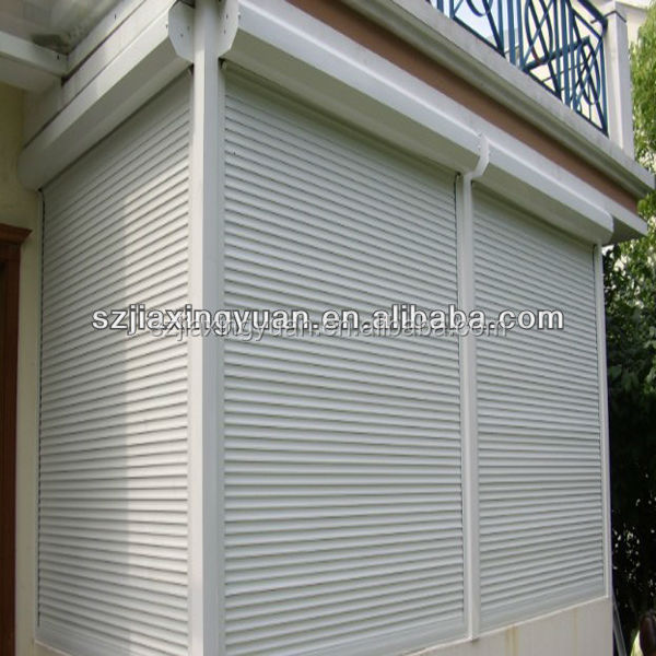 Automatic residential accordion hurricane shutters buy