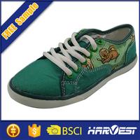 hand painted design plain man long canvas shoes slip,painting canvas shoes