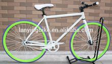 super classic high quality 700C fixed gear bike bicycle single speed road bike