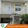 aluminum profile handrail for balcony and stairs