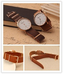 free sample most popular products slim watch ,geneva watches,cheap watch