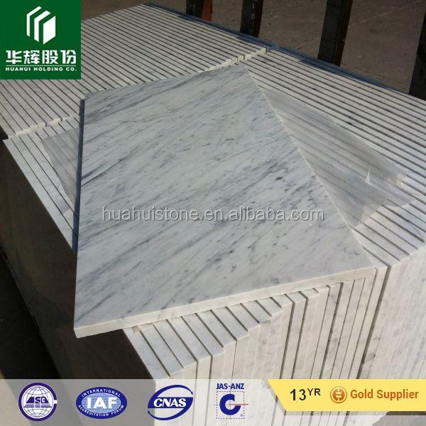 carrara whtie marbre composite tuile 60x60 blanc composé pierre