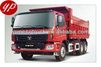 6x4 dump truck height 3.21