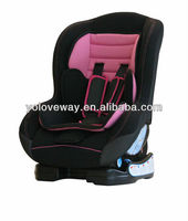 safety kids car seat for group (0kg-18kg) no head rest with ECE R44/04
