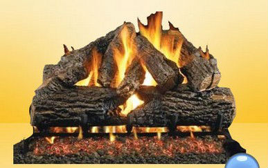 log for fireplaces