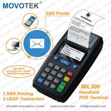 Movotek Mobile Money Transfer POS Terminal/Machine for Prepaid Recharge, Bill Payment, Ticket Bookings