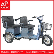 Electric 2 Seats Passenger Tricycle