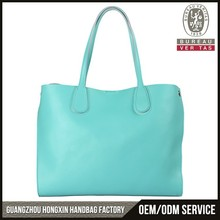 2015 Fashional designed Best selling leather ladies handbag manufacturers