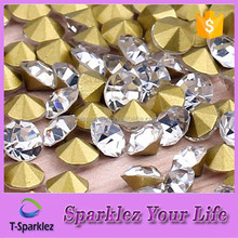 SS12 Crystal Decorative Glass Stones for Vase TS 1058