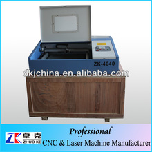 Co2 desktop engraving and cutting machine ZK-4040