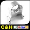 oem plastic steel brass aluminum cnc precision machining parts