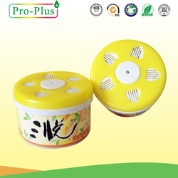 Free sample oem private label 70g Custom solid air fresheners/Aroma air freshener/Custome Canned air freshener for home,car