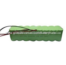 19.2 V 9Ah rechargeable NiMH battery pack, Used for Agricultural Electric Tools