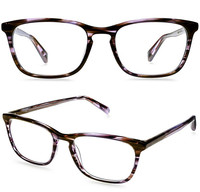 2015 new trendy reading glasses, wood and acetate reading glasses frame