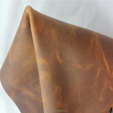 Cow split Crazy Horse Leather for Genuine Handbag Leather