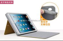 OEM Ultra Slim Wireless Bluetooth Keyboard case For IPad Mini
